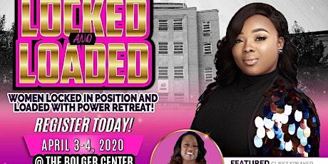 Women Locked and Loaded Retreat tickets
