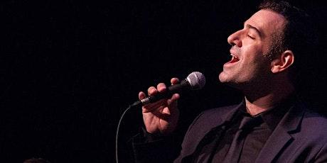 Vocalist Paul Marinaro Quartet tickets