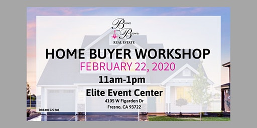 Home Buyer Lunch and Learn