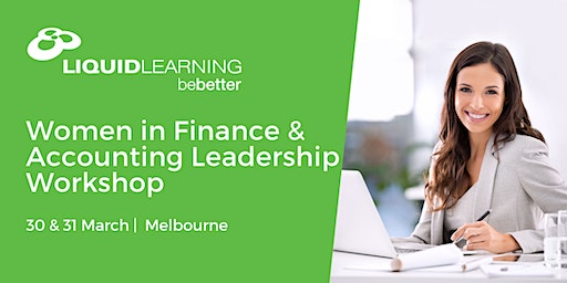 Women in Finance & Accounting Leadership Workshop Melbourne