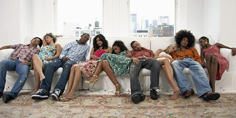 Holiday Hangover Cuddle Pit Party tickets