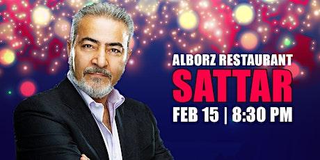 Sattar Live in San DIego - Valentine Celebration tickets
