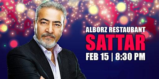 Sattar Live in San DIego - Valentine Celebration