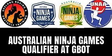Australian Ninja Games National Qualifier tickets