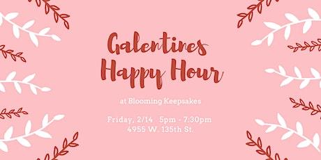 Galentines Happy Hour tickets