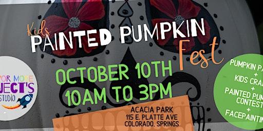Painted Pumpkin Fest