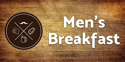 Men's Breakfast - Mar 12