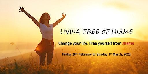 LIVING FREE OF SHAME