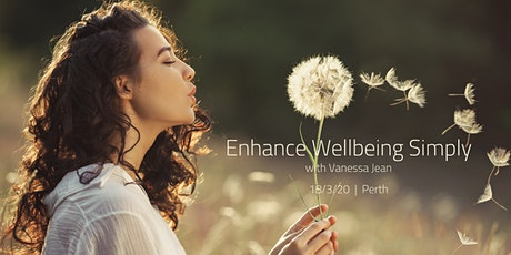 Enhance Wellbeing Simply 18/3/20 tickets
