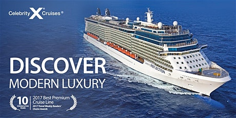 Free Cruise Show Featuring Celebrity Cruises tickets