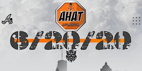 AHAT ATLANTA PRESENTS: EVENT 2(OF 4) tickets