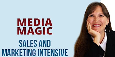 6th Media Magic Sales & Marketing Intensive biglietti