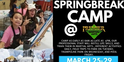 Spring Break Camp Pembroke PInes