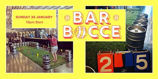 Bar Bocce @ Little Bang!