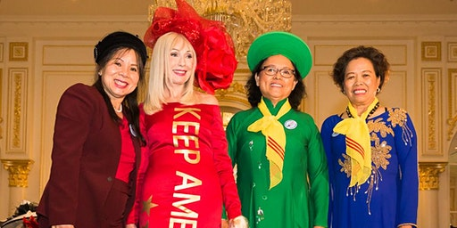 VIRGINIA WOMEN FOR TRUMP SPEAKER SERIES & STRATEGY MEETING - venue changed