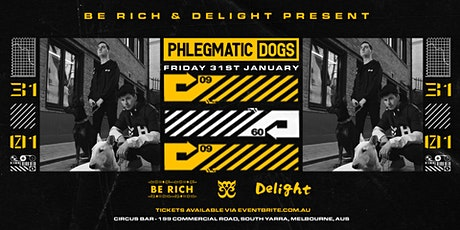 Phlegmatic Dogs (Russia) (Night Bass) tickets