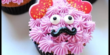 Valentine's Cupcake Decorating Class for Kids tickets