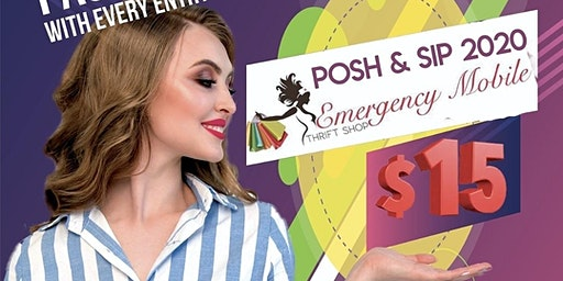 Emtstruck  Posh&Sip 2020
