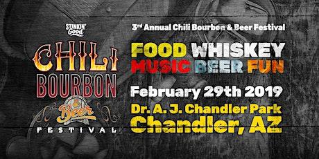 Chili Bourbon & Beer Festival tickets