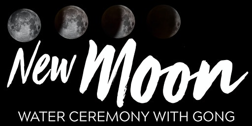 New Moon Ceremony With Gong