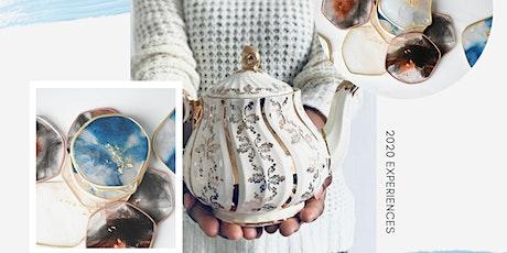 Carli D + Roselle & Co. High Tea Creative Series tickets