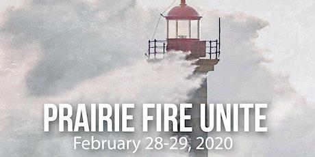 Prairie Fire Unite: Peace tickets