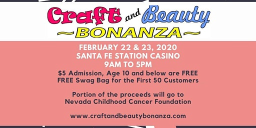 Craft and Beauty Bonanza