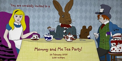 Mommy and me Tea Time!