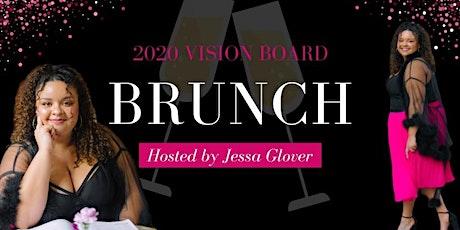 2020 Vision Board Brunch tickets
