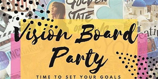 Vision Board/ Game Night 2020
