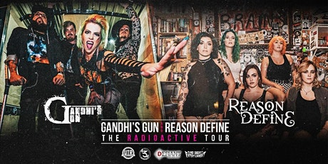 Reason Define / Gandhi's Gun with Special Guest American Automatic tickets
