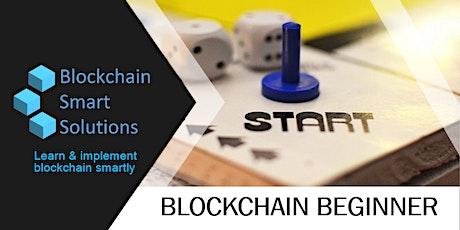 Blockchain Beginner | Istanbul tickets
