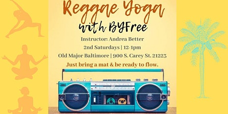 Free Saturday Reggae Yoga tickets