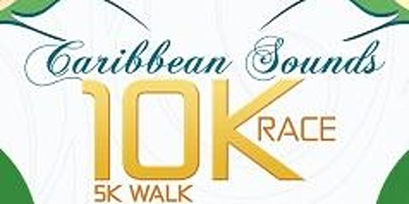 Caribbean Sounds -Virtual 10K and 5K with  a medal tickets