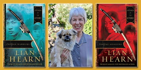 Farewell to Otori: An Evening with Lian Hearn tickets