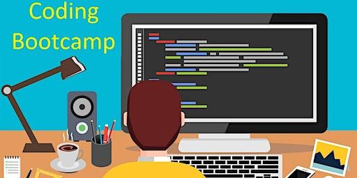 4 Weeks Coding bootcamp in Charleston | learn c# (c sharp), .net training