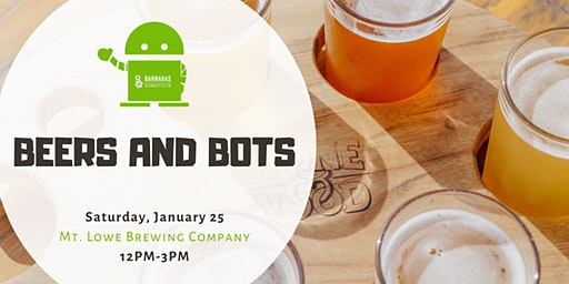 Beers and Bots