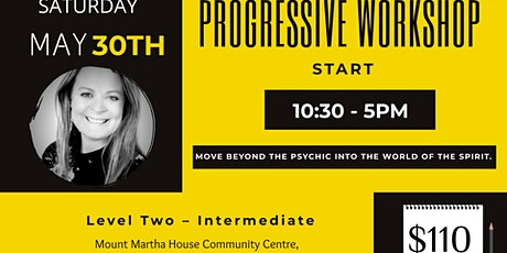 Intermediate Level - Move beyond the Psychic. tickets