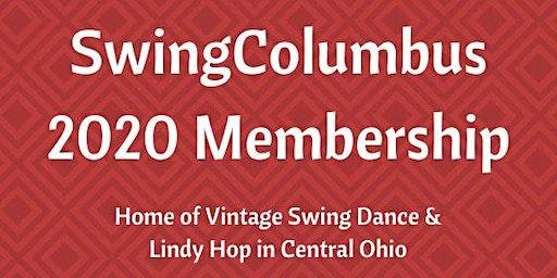2020 SwingColumbus Membership