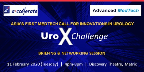 UroXChallenge Briefing Session tickets