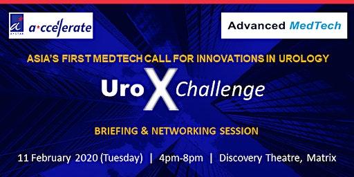 UroXChallenge Briefing Session