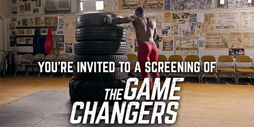 Plantspiration® presents: A FREE Screening of The Game Changers