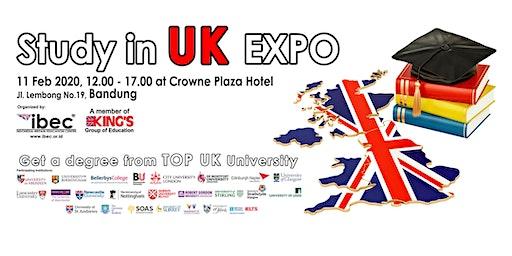 Study in UK Expo 2020 - Bandung