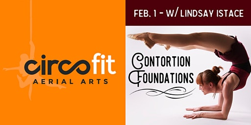 WORKSHOP: Contortion Foundations with Lindsay Istace Feb 1st