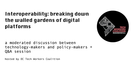 Interoperability: Breaking down the walled gardens of digital platforms tickets