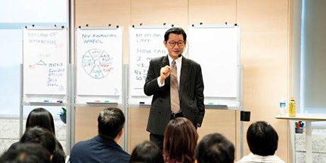 [*Smart Property Investment Workshop  with Dr Patrick Liew - 3Hrs*] tickets