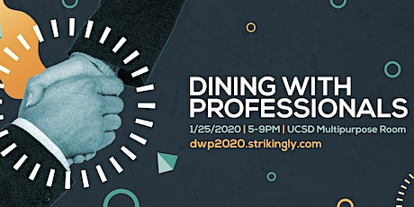 Dining With Professionals 2020 tickets