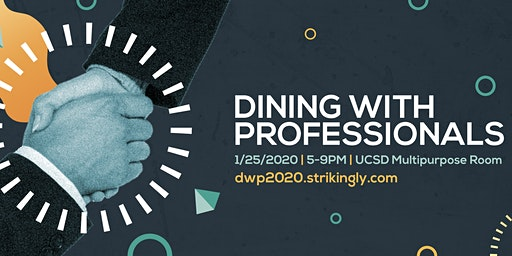Dining With Professionals 2020