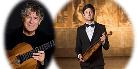 Duo Virtuosi - concert # 3 of the Murray River Music Festival 2020 tickets