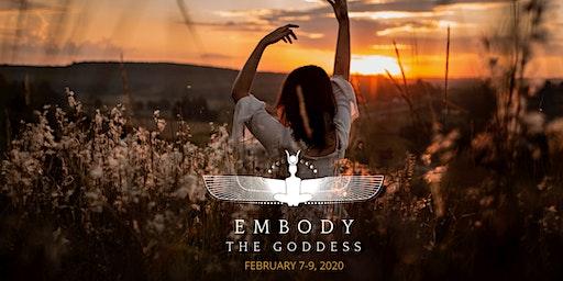 Embody the Goddess 2020 - Weekend Women's Retreat